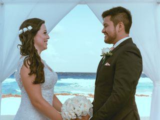 La boda de Pamella y Max 2
