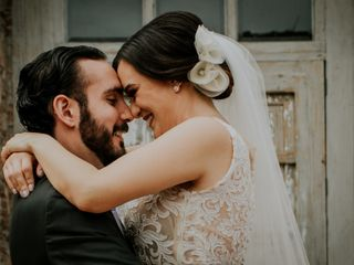 La boda de Vale y Juanjo