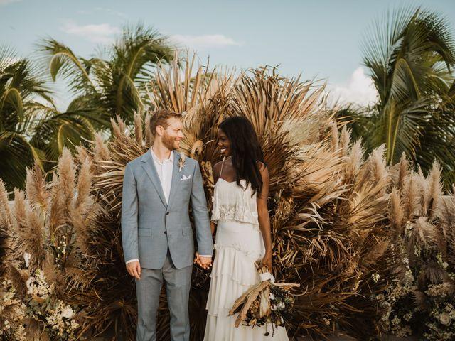 La boda de Elis y Cory