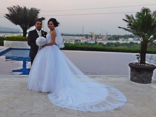 La boda de Kathya  y Carlos