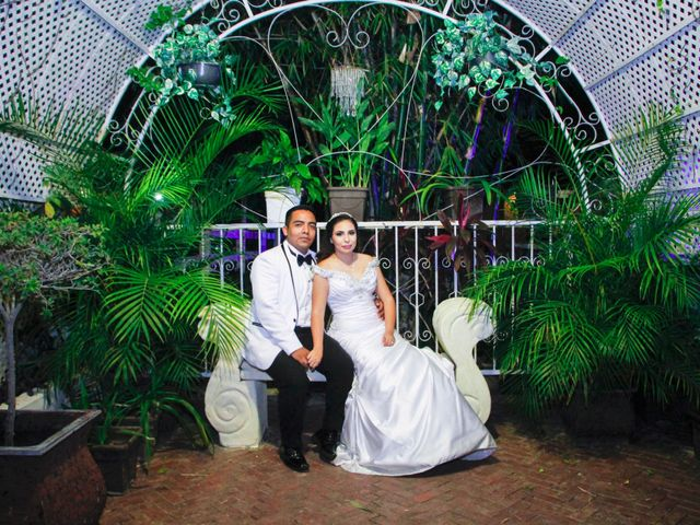 La boda de Estefanía y Carlos