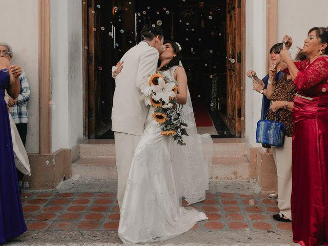 La boda de Dulce y Max