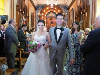 La boda de Paulina y Erick