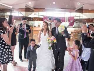La boda de Brenda y Roberto 1