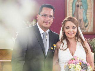 La boda de Brenda y Roberto