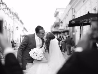 La boda de Nohemi y Rogerio 2