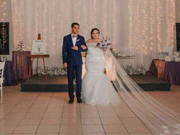 La boda de Viridiana y Ismael