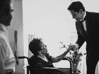 La boda de Ely y David 2