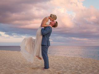 La boda de Paige y Saxton