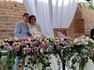 La boda de Denis y Martín