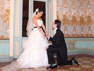 La boda de Vania y Alfonso