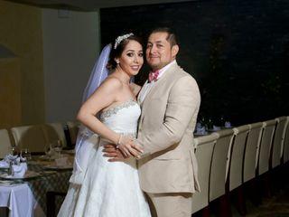La boda de Gabriela y Oscar