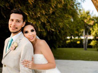 La boda de Lucía y Giovanni