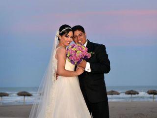 La boda de Ariana y Carlos