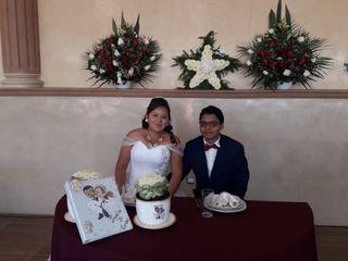La boda de Jaqueline y Carlos 2