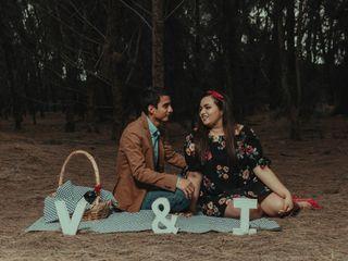 La boda de Viridiana y Ismael 1