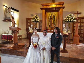 La boda de Verónica y Ulises