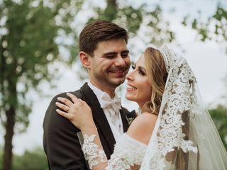 La boda de Adi y Pedro