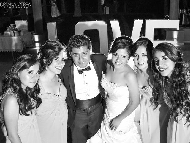 La boda de Ani y Iván