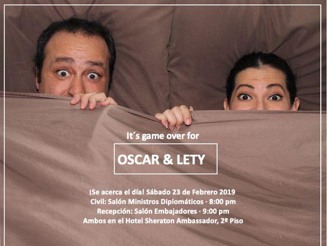 La boda de Oscar y Lety en Monterrey, Nuevo León 1