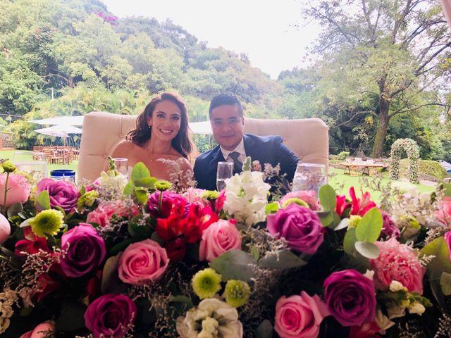 La boda de Tammy  y Diego