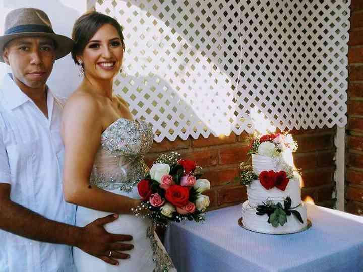 La boda de Genesis  y Jair