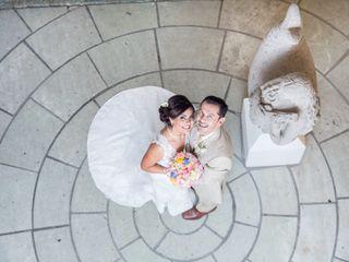 La boda de Rosario y Alejandro