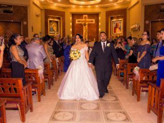 La boda de Byanca y Isaac 1