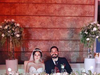 La boda de Karime  y Miguel  1