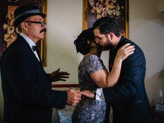 La boda de Karime  y Miguel  2