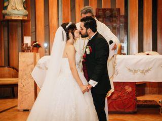 La boda de Karime  y Miguel
