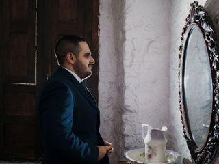 La boda de Itzel y Ernesto 3