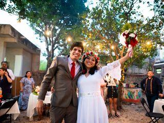La boda de Kenat y Alejandro