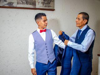 La boda de Fernanda y Elo 1