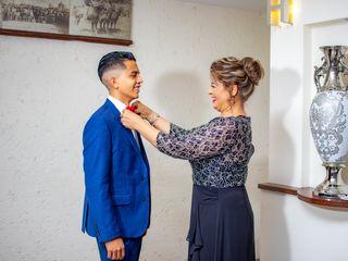 La boda de Fernanda y Elo 2