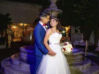 La boda de Fernanda y Elo