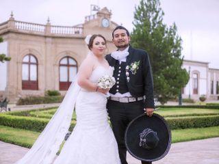 La boda de Patricia y Erik