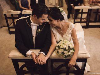 La boda de Verónica  y Iván  1