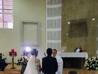 La boda de Cinthya  y Victor  1