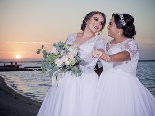 La boda de Claudia y Daniela