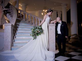 La boda de Irma y Hector