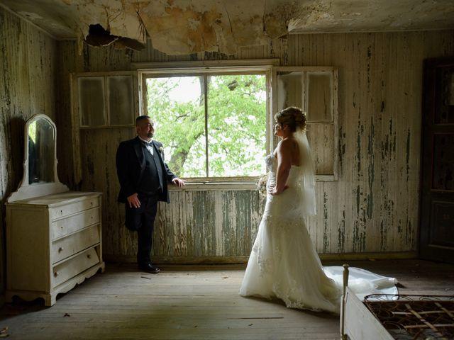 La boda de Brenda y Iván
