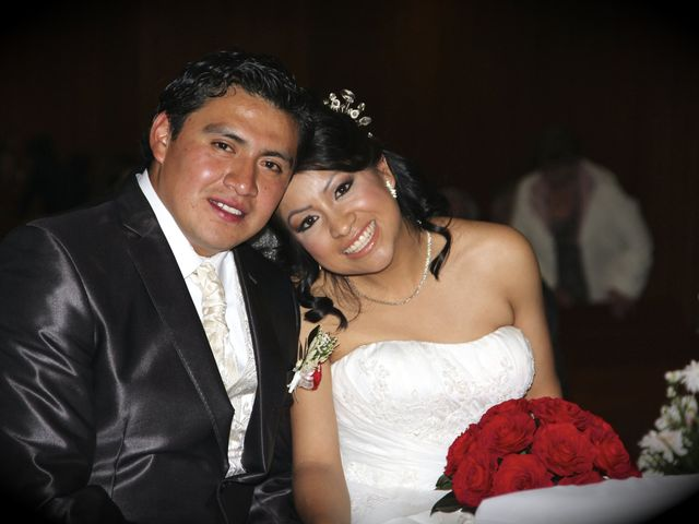 La boda de Leticia y Gabriel