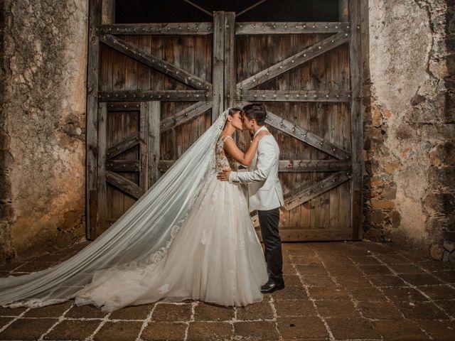 La boda de María José y Juan