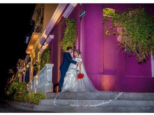 La boda de Cinthya  y Victor