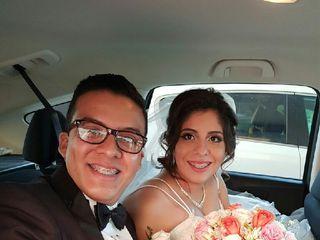 La boda de Alejandra  y Christopher 3