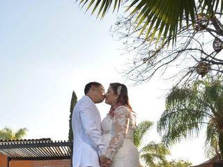 La boda de Lorena y Omar 2