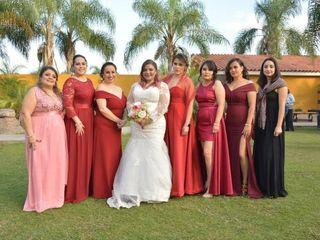 La boda de Lorena y Omar 3