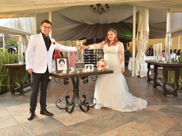 La boda de Omar y Lorena en Guadalajara, Jalisco 2