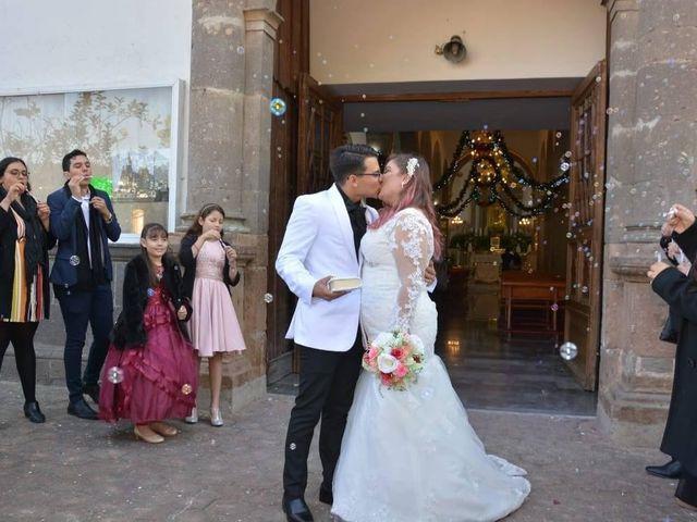 La boda de Omar y Lorena en Guadalajara, Jalisco 4